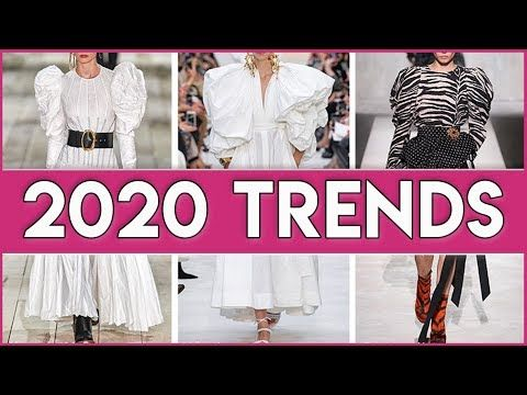 Spring Fashion Trends 2020 What S Hot New Youtube In 2020 Fashion Spring Fashion Trends Busbee Style