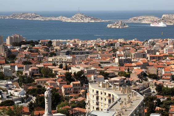 #Marseille is a port city since 600 BC. JC south-eastern #France, capital of the Provence-Alpes-Cote d'Azur and prefecture of the department of Bouches-du-Rhone. In 2009, the population of Marseille was 850,602 inhabitants making it the second most populated #town in France. The climate is typically #Mediterranean. Marseille has an exceptional period of sunshine, with over 2800 hours of sunshine per year, thanks to the mistral, which blows an average of 93 days per year. @ Alexis Bidegain
