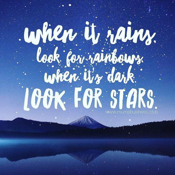 #Rainbows & Stars