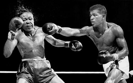 Ray Robinson  vs  Kid Cuban Hawk Gavlian