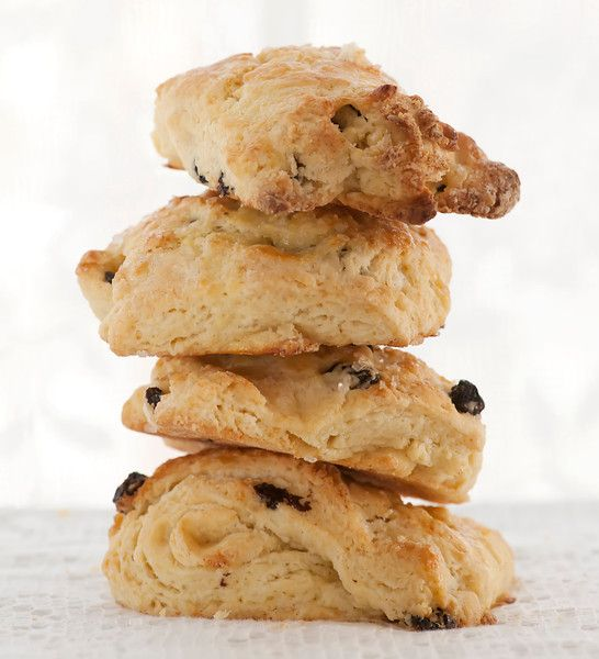 The Best Cream Scones In The World! Happy St. Patrick's Day.  :)