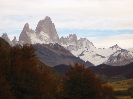 El Chalten is the most photogenic camping destination in Patagonia.