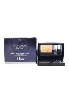 Diorshow Mono Wet & Dry Backstage Eyeshadow - # 653 Mondore Christian Dior 0.07 oz Eyeshadow Women