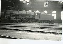 Railway Shed in Middle Furlong Rd,  The Medows fthe early 60s RLL