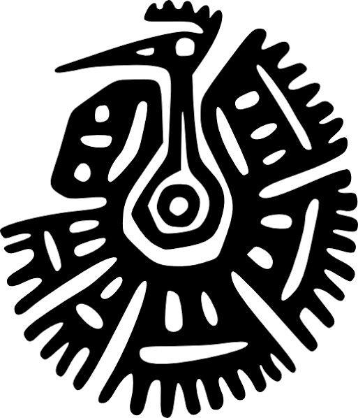 Pin De Ramrezi En Ceramica En 2021 Dibujos Tribales Simbolos Mayas Simbologia Maya