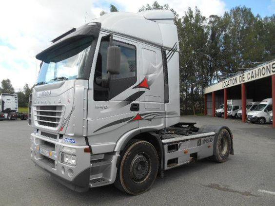 Tracteur routier Iveco Stralis occasion