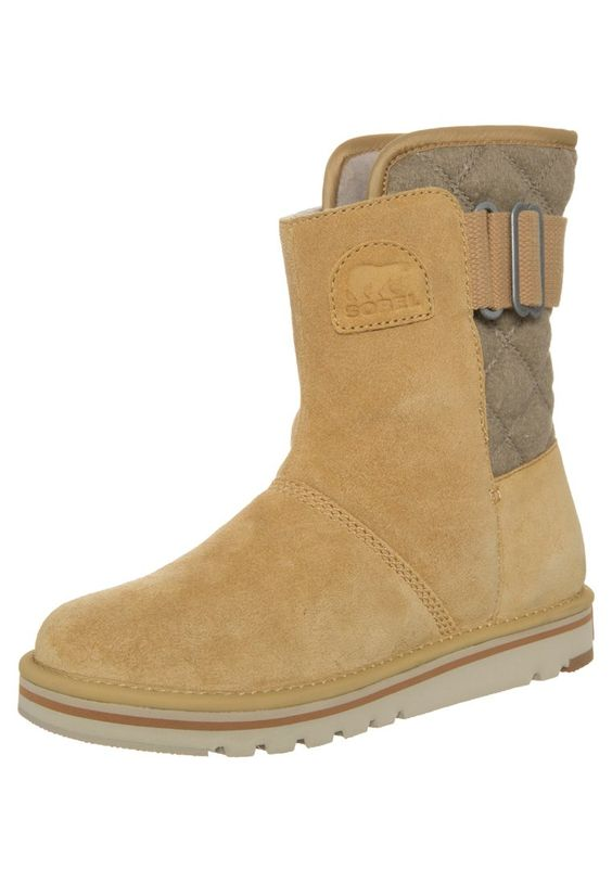 Sorel - THE CAMPUS - Winter boots - beige