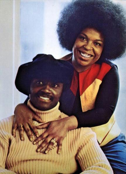A Dynamic Duo: Roberta Flack and Donny Hathaway
