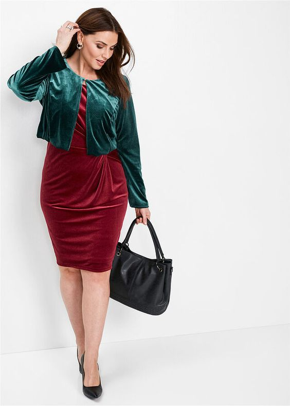 49 Plus Size Outfits That Make You Look Cool outfit fashion casualoutfit fashiontrends