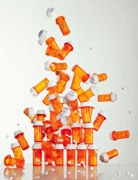 reciclare medicamente