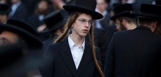 Ein ultraorthodoxer Jude im Viertel Mea Shearim in Jerusalem: Keusch bleiben ist wichtig