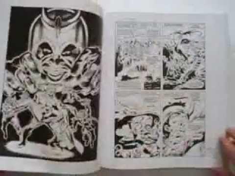 """Big John Buscema """"Historietas y dibujos"""""""