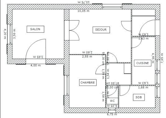 Comment Faire Un Plan D Une Maison Coupe Pour Permis De Construire Finition Exemple Davidreed Co Dessiner Plan Maison Comment Faire Un Plan Plan De Maison F2