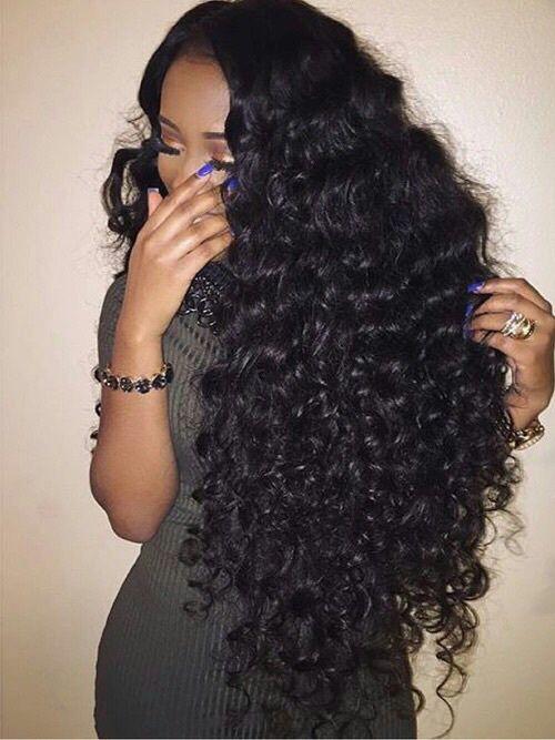 Long Curls ✨