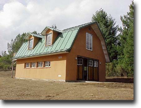 Pinterest the world s catalog of ideas for Prefab gambrel roof trusses