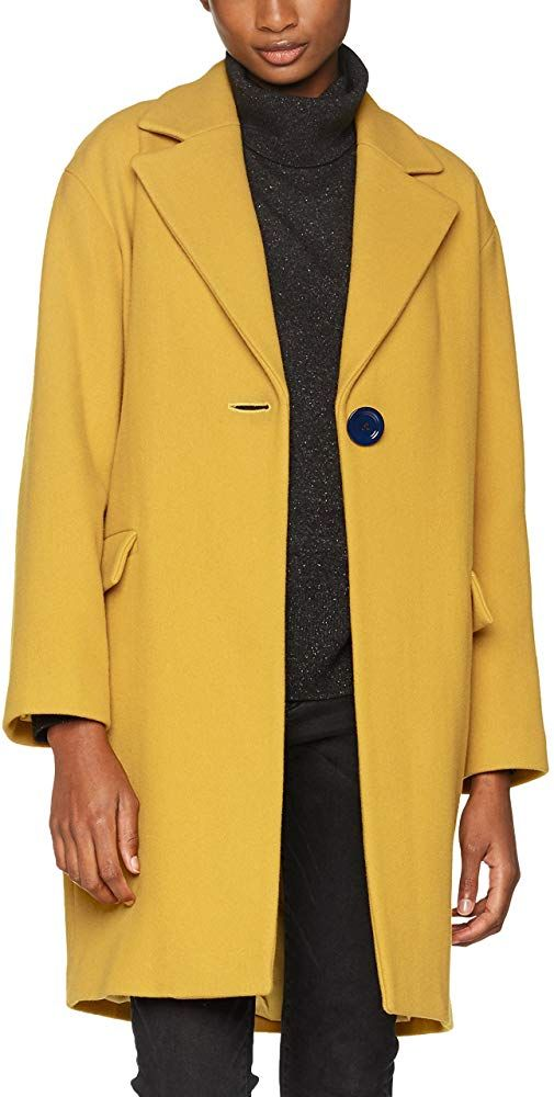 Cacharel Damen Manteau Droit Mantel #damen #fashions #trends