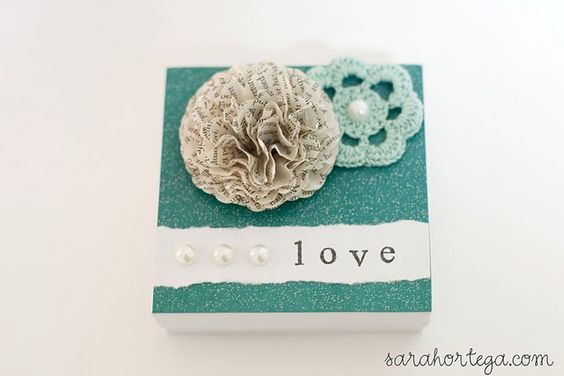 More great ideas for snazzing up gift-wrapping. From the Sarah Ortega Photography blog.