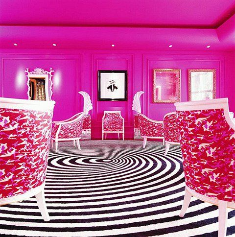 WOOOOWWW!!! If I didnt get motion sickness I would love this...but I am obsessed with the walls!! :)