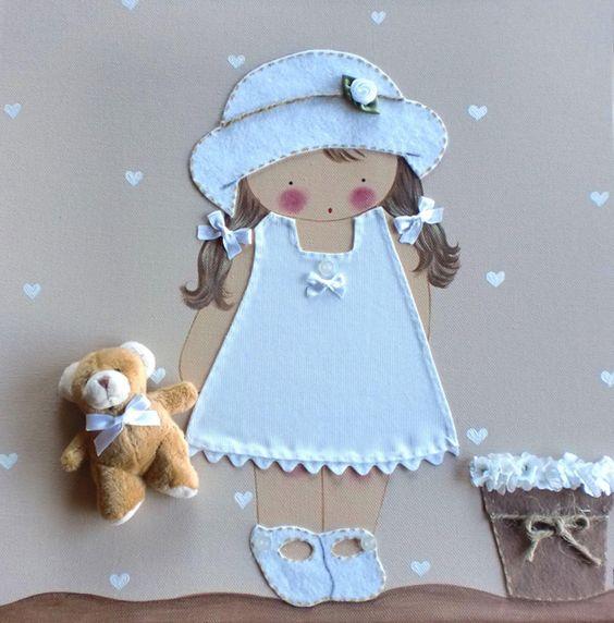 Идеи декора стен в детской комнате - Ярмарка Мастеров - ручная работа, handmade