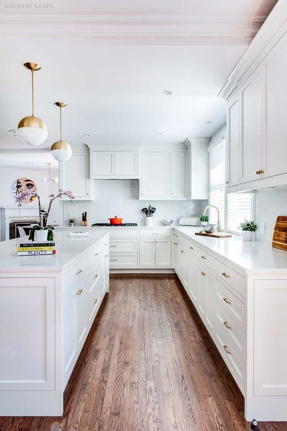 100 Beautiful White Kitchens Studio 52 Interiors