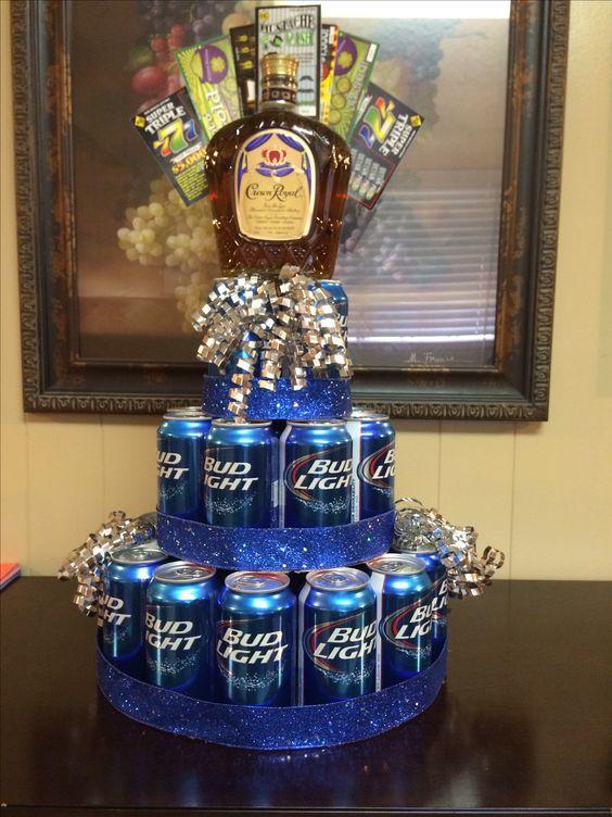 Birthday 'cake' for him!!