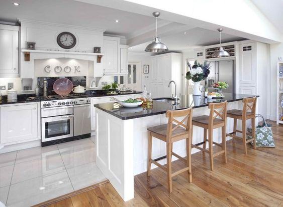 Кухня-студия: плюсы и минусы - Обустройство и ремонт в городской квартире
