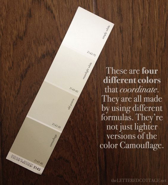 Benjamin Moore's Simply White on doors, shelves and trim ~The Lettered Cottage ~ @Layla Palmer