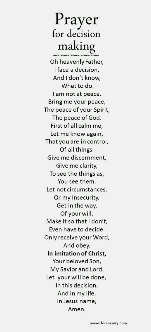 Prayer For Stress And Anxiety  Christian Stuff