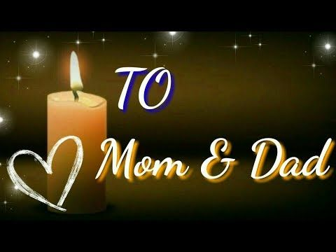 Mom And Dad Special Whatsapp Status Heart Touching Whatsapp