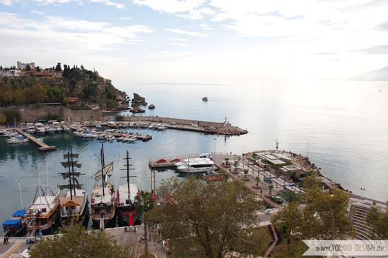 Yachthafen Antalya | youdid-design.de