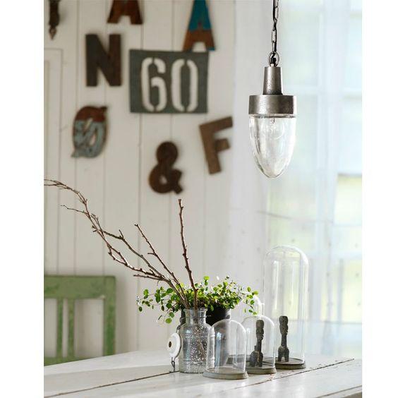 Huseby antiksilver taklampa, snygg i vårt lilla badrum med högt i ...
