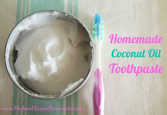 oil toothpaste an oil pulling alternative modern hippie housewife