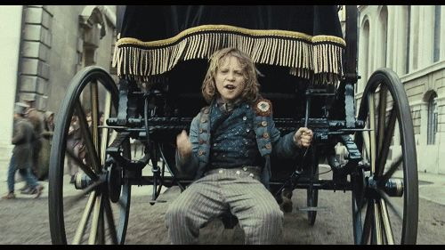 Les Mis (2012) | Daniel Huttlestone (Gavroche) in the film adaptation of Les Misérables, the musical.