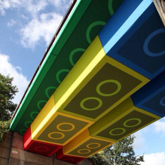 LEGO Bridge!