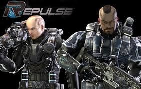 Multiplayer shooter with great graphics