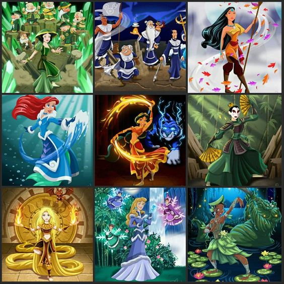 1000+ Ideas About Avatar Princesses On Pinterest