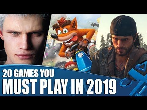 20 Ps4 Games You Must Play In 2019 And Beyond Ps4 Games Ps4 News Games