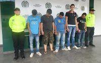 Noticias de Cúcuta: Desarticulada la banda 'Los H' dedicada al tráfico...