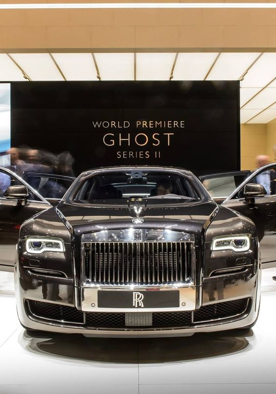 Rolls Royce Ghost| Be inspirational ❥|Mz. Manerz: Being well dressed is a beautiful form of confidence, happiness & politeness