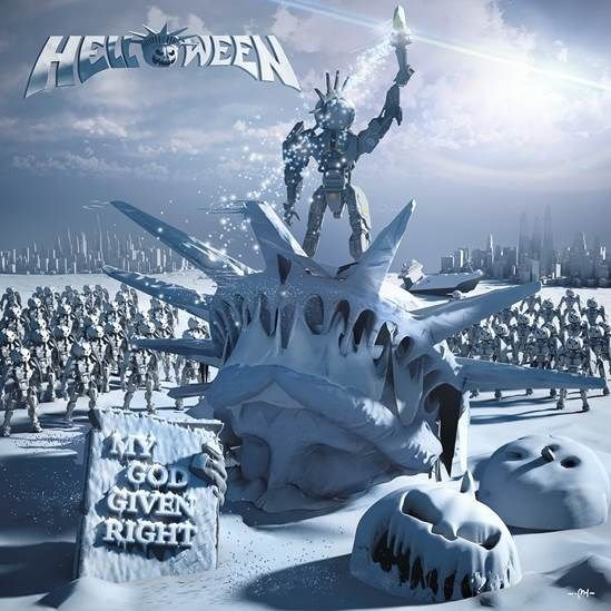 Sala de Star: Helloween My God Given Right Álbum 2015 / Hellowee...