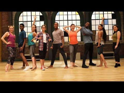 B Troupe S Show You How Extended Dance The Next Step Youtube The Next Step Dance Steps Dance