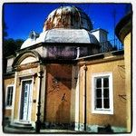 Abandoned observatory in Portugal