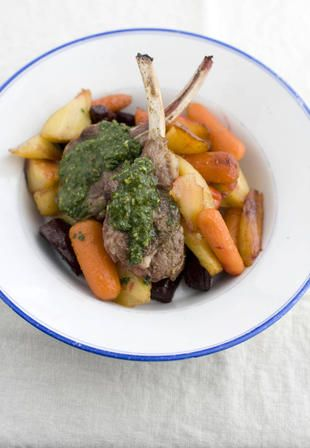 A healthy, light lamb dish for spring and Passover | Deseret News