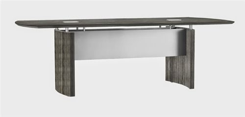 """Medina Series 120"""" Modern Conference Table by Mayline (Available with Power!)"""