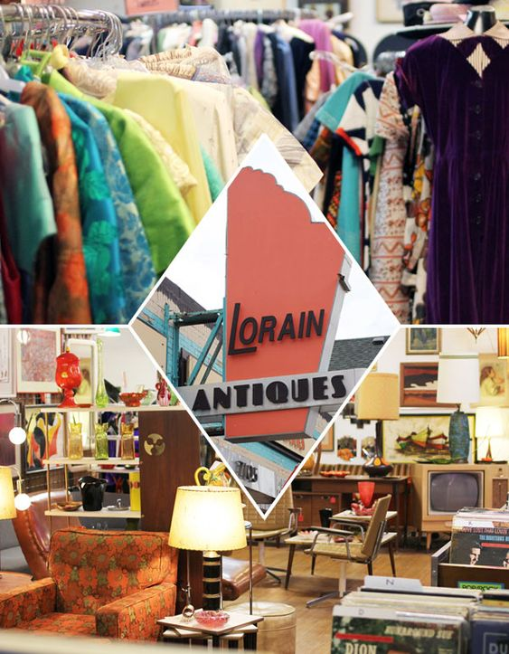 Where to go thrifting in Cleveland! #travel #ohio