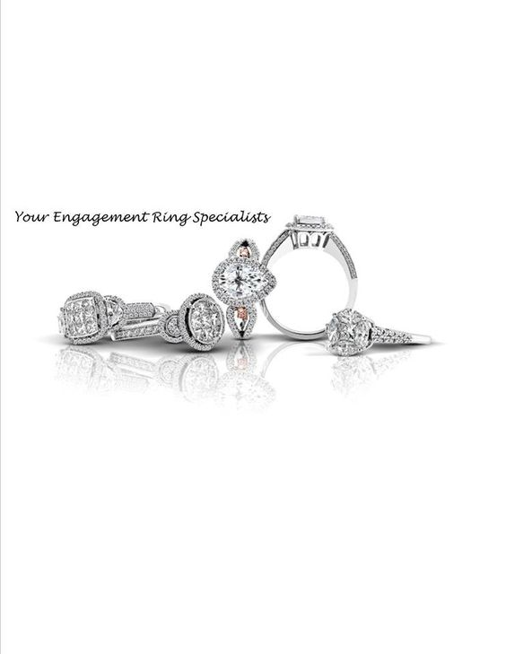 Your Engagement Ring Specialist! JH Faske Jewelers 979-836-9282