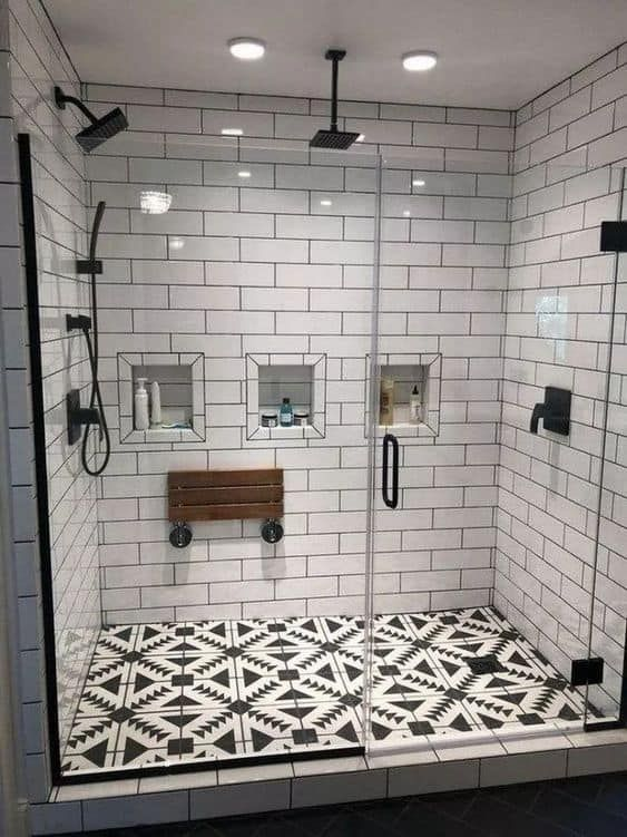 22 Inspiring Walk In Shower Ideas For 2021 Bathroom Remodel Designs Bathroom Design Trends Bathroom Shower Design