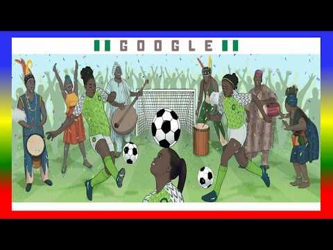 2019 Women S World Cup Day 15 Google Doodle Womensworldcup Fifa Worldcupfrance World Cup Women S World Cup World Cup Schedule