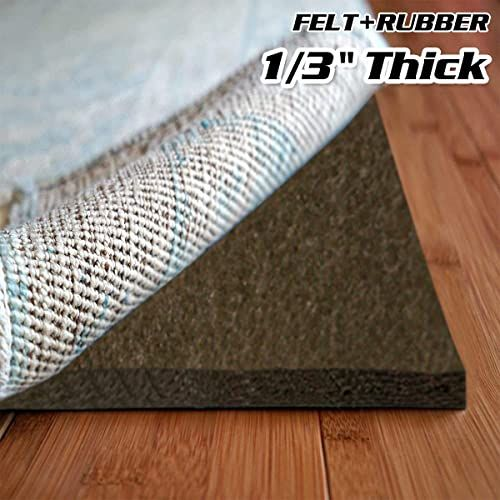 Enjoy Exclusive For Enjoy Holiday 1981 Non Slip Area Rug Pad 9 X 12 1 3 Thick Dual Surface Reduce Noise Grippers Area Runner Carpet Mat Hardwood Floor Sup In 2020