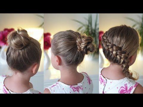 Tipps Fur Frisuren Fur Den Alltag Beliebte Hairstyles Fur Kinder Schnell Und Einfach Youtube Kinderfrisuren Einfache Frisuren Alltag Frisuren